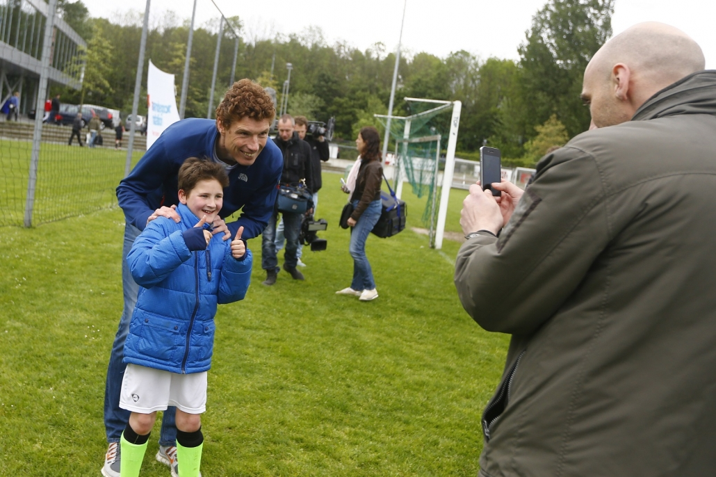 02-05-2014 Ned: BvdGF Medtronic Junior Cup Diabetes voorselecte, Amsterdam